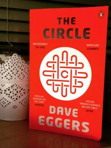 The Circle by Dave Eggers Cover