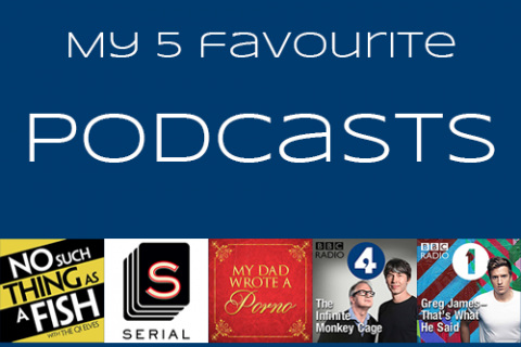 favourite podcasts