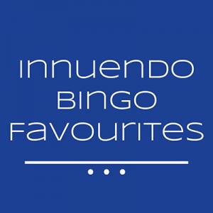 Innuendo Bingo