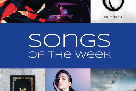 Songs of the Week 35