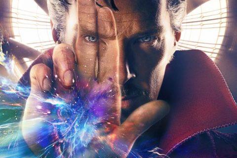 Doctor Strange film poster