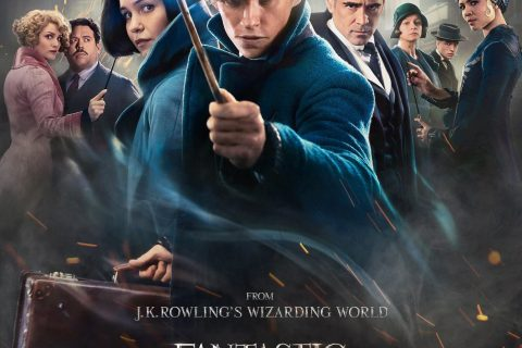 Fantastic Beasts and Where to Find Them IMAX poster
