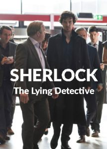 Sherlock The Lying Detective