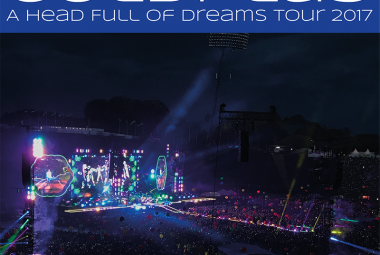 Logo Coldplay A Head Full Of Dreams