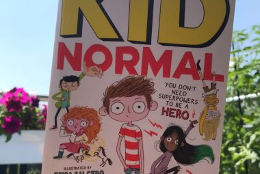 Kid Normal Greg James Chris Smith