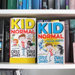 Kid Normal 1 & 2 by Greg James and Chris Smith