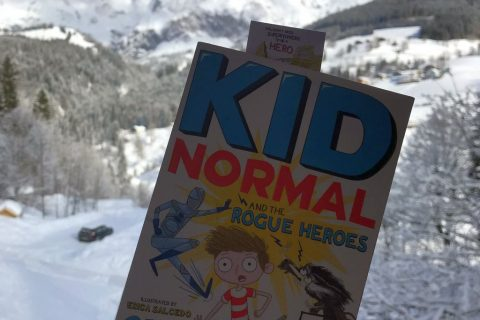 Kid Normal and the Rogue Heroes Greg James Chris Smith
